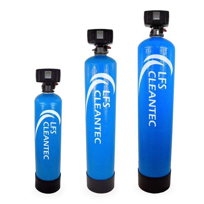 Aktivkohlefilteranlagen