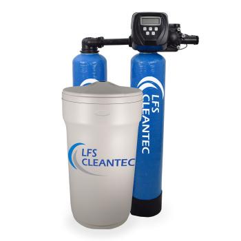 Wasser-Doppelenthärter IWD 1000 - Einfamilienhaus