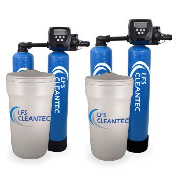 Wasser-Doppelenthärter IWD Mehrfamilienhaus