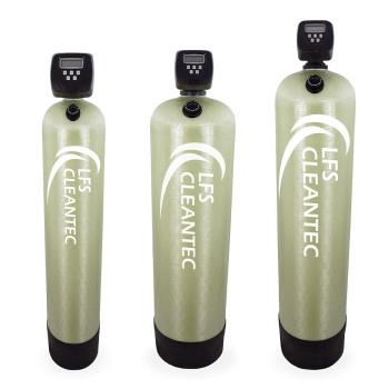 Entsäuerungsanlagen für Brunnenwasser EF