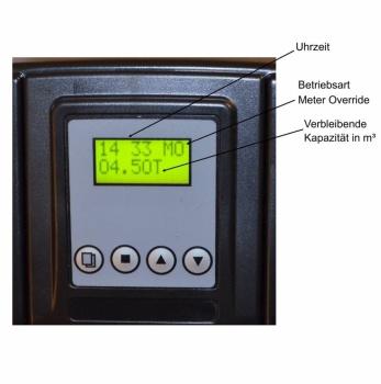 Steuerventil BNT 2651 F - Steuerkopf für Filteranlagen