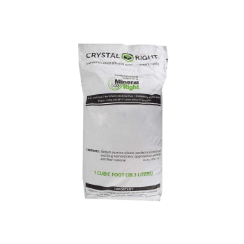 Crystal Right™ CR - Universal Filtermaterial 28,3...