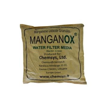 MANGANOX™ - Filtermaterial für die Entfernung...